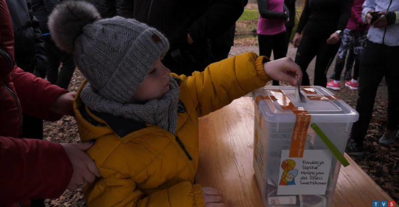 Bieruń: Po raz kolejny zbierali pieniądze dla chorego Fabiana [WIDEO]