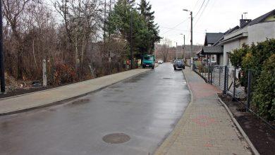 Kolejna inwestycja w Rudzie Śląskiej zakończona. Ulica Kossaka zmodernizowana (fot.UM Ruda Śląska)
