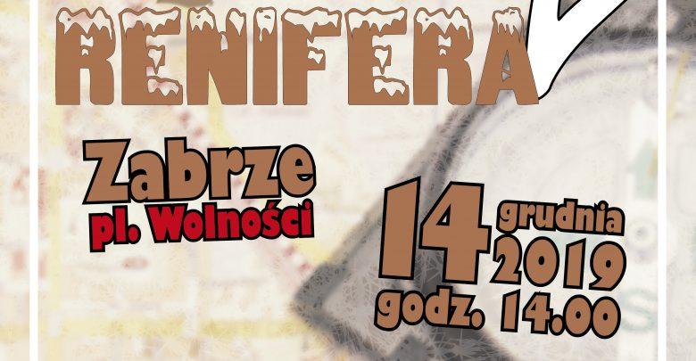 Zwiedzanie miasta w innej formie, czyli Rajd Renifera w Zabrzu (fot.mat.prasowe)