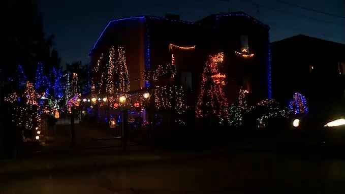 Przyszowice: Dom pana Mariana to najbardziej oświetlony na święta dom na Śląsku!