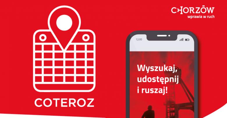 Chorzów: można już korzystać z aplikacji COTEROZ