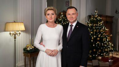 Życzenia od Pary Prezydenckiej z okazji Świąt Bożego Narodzenia [WIDEO] (fot.prezydent.pl)