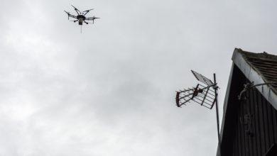 Bytom: dron przylatuje z kolejnymi mandatami