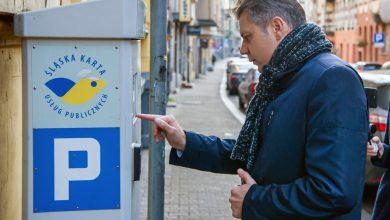 Bytom: nareszcie! Za parking zapłacicie kartą! Fot. UM Bytom