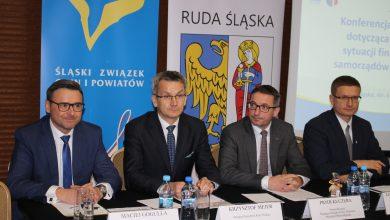 Śląscy samorządowcy domagają się sprawiedliwego finansowania (fot.UM Ruda Śląska)