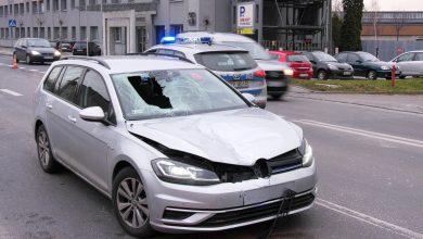 Tragiczny poranek na drodze w Mikołowie. Na ulicy Wyzwolenia śmiertelnie potrącony został mężczyzna.