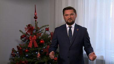 Życzenia świąteczne prezydenta Katowic Marcina Krupy