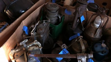 Muzeum w Siemianowicach kupiło unikalną kolekcję starych lamp górniczych!