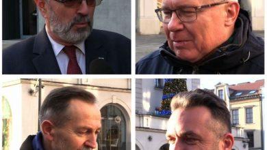 Gliwice: Moszyński, Neumann, Gornig, Gillner. Dla kogo prezydencki fotel? Wybory już 5 stycznia!