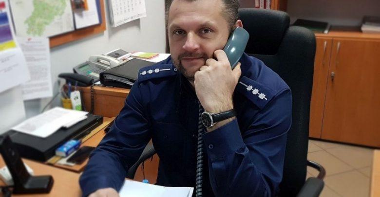 Samobójca zadzwonił na policję. Dyżurny okazał się genialnym psychologiem! (fot.policja)