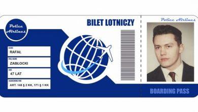 Policja rozdaje darmowe bilety lotnicze. Sprawdź szczegóły (fot.policja.pl)