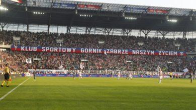 Domowe mecze Górnika w 2019 roku obejrzało ponad 285 tysięcy kibiców (fot.Górnik Zabrze)