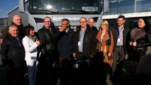 Fardin Kazemi, kierowca z Iranu ma już nową ciężarówkę! Wspaniałe zakończenie niesamowitej historii!