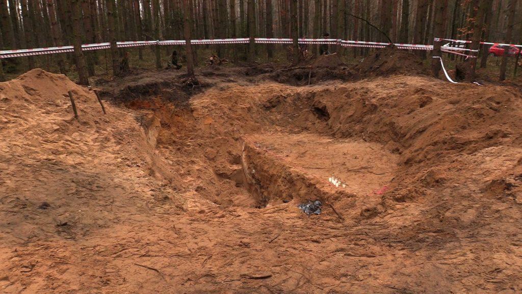 SENSACJA! W lesie w Bieruniu odkryto samolot. W środku znaleziono zwłoki załogi