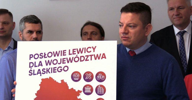Posłowie Lewicy chcą zabrać kasę z Funduszu Kościelnego i WOT na inwestycje w woj.śląskim