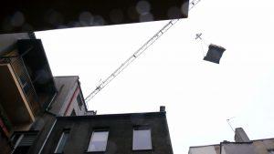 nica w Katowicach wali się przez budowę hotelu? Mieszkańcy są przerażeni!