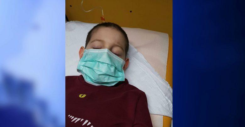 Filip z Katowic walczy o życie! kończy się czas i pieniądze na leczenie w Austrii