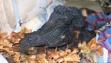 Zwłoki mężczyzny w pustostanie w Bytomiu. Policja prosi o pomoc w ustaleniu jego tożsamości (fot.KMP Bytom)