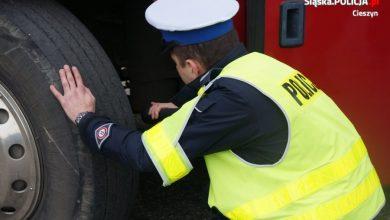 Ferie zimowe na Śląsku. Policja kontroluje autokary przewożące Wasze dzieci (fot.KPP Cieszyn)