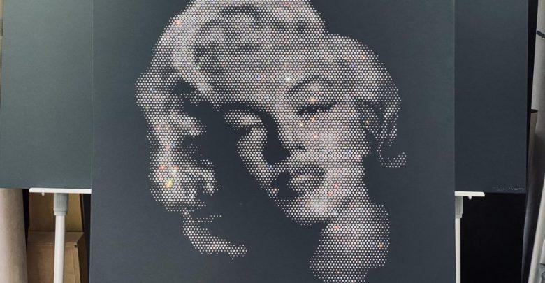 Kryształowa Marilyn odnaleziona! Obraz był poszukiwany od prawie roku