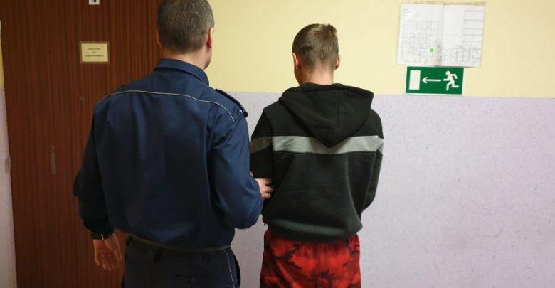 Śląskie: 5 lat więzienia dla mężczyzny, który zabił swojego psa i znęcał się nad matką (fot.Śląska Policja)