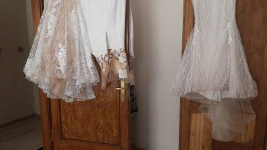 Zabrze: Złodziej ukradł z salonu suknie ślubne i rozwiesił sobie w mieszkaniu ;)