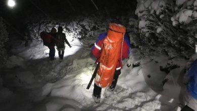 Dwójka turystów, których szukała jedna z grup ratowniczych beskidzkiego GOPRu została odnaleziona po słowackiej stronie. Ze względu na pogodę stracili orientację w terenie.[archiwum]