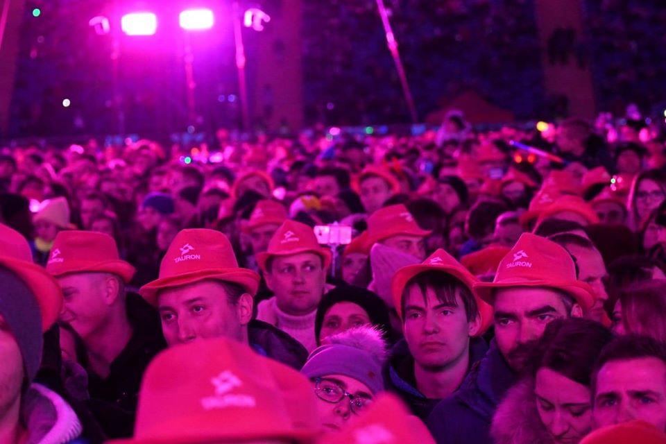 Sylwester na Stadionie Śląskim. Bawiło się blisko 50 tys. osób! [ZDJĘCIA]. Fot. Śląskie.pl