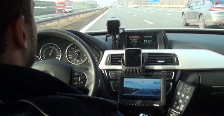 Śląskie: Za jazdę środkowym pasem słono zapłacimy! Policja rusza ze specjalną akcją
