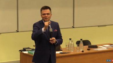 Hołownia otwiera pierwsze biuro Ekipy Szymona w Katowicach