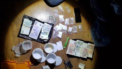 Policja zlikwidowała narkotykowe laboratorium. Za wszystkim stał Czech (fot. KPP w Wodzisławiu Śląskim)