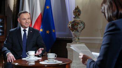 Andrzej Duda odpowiadał na wiele trudnych pytań internautów związanych m.in. z nadchodzącymi wyborami prezydenckimi. [fot. www.prezydent.pl]