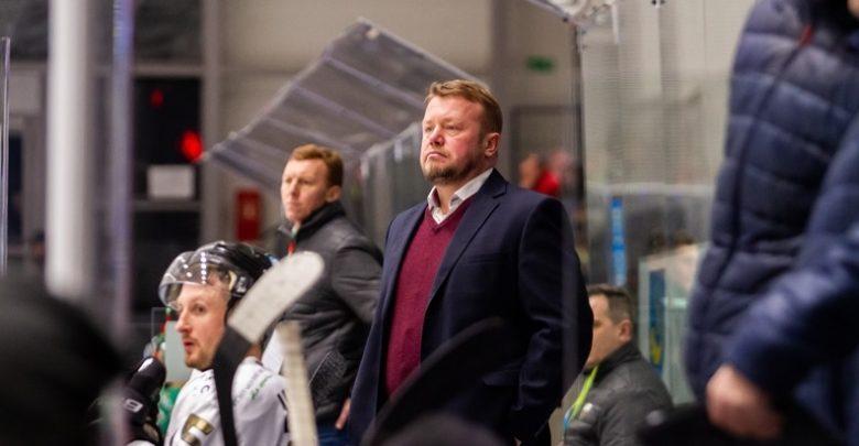 Sensacyjna decyzja trenera! Andrei Gusow odchodzi z hokejowego GKS Tychy w środku sezonu! (fot.GKS Tychy)