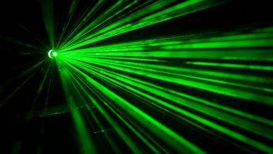 Młody mężczyzna oślepił policjantów laserem! Mają poparzenia oczu (fot.pixabay.com)