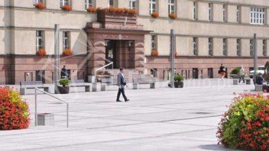 Ruda Śląska protest (fot. silesia.info.pl)