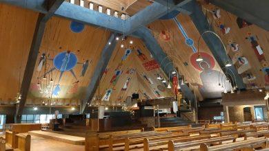 Nowy obiekt w rejestrze zabytków województwa śląskiego. To tyski kościół pod wezwaniem Ducha Świętego (fot.UM Tychy)