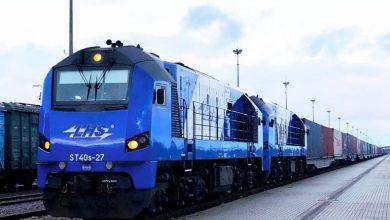 Rekordowy pociąg zmierza na Śląsk! Z Chin jedzie skład o długości KILOMETRA! (fot.PKP LHS)