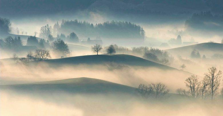 Uwaga! Dziś w nocy i jutro nad ranem wystąpi duża mgła! Fot. UM Bytom