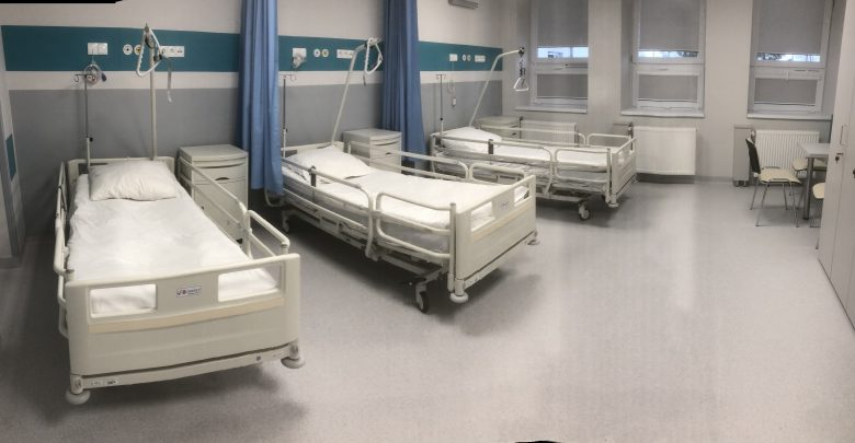 Szpital Powiatowy w Zawierciu rozbudował oddział opieki paliatywnej (fot.mat.prasowe)