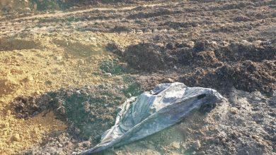 Bytom: koparką zakopywał plastik i folie. Fot. UM Bytom