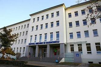 Zmieniła się lokalizacja pierwszych oddziałów Sosnowieckiego Szpitala Miejskiego (fot.Sosnowiecki Szpital Miejski)