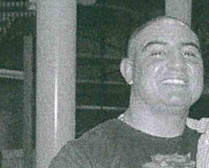 Azeddine Oudriss — podejrzewany o uprowadzenie 10-letniego Ibrahima (fot.policja)