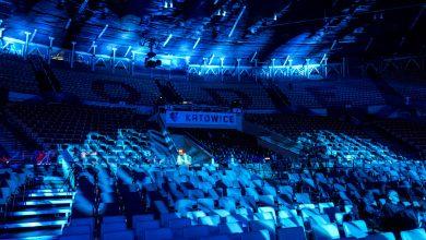 Intel Extreme Masters 2020: puste trybuny w Spodku [ZOBACZ ZDJĘCIA]. Fot. P. Jędrusik
