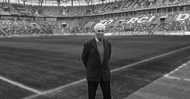 W wieku 87 lat zmarł Stefan Florenski, jeden z najlepszych i najważniejszych piłkarzy w całej historii zabrzańskiego Górnika. (fot. Górnik Zabrze)