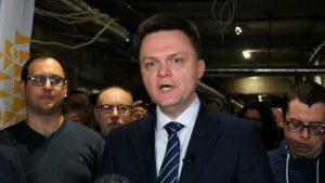Kampania Szymona Hołowni ma być jedyną, w całości sfinansowaną z publicznej zbiórki