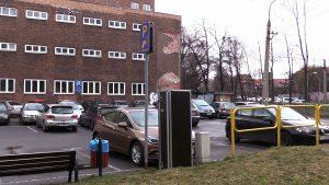 Uszkodzony parkomat przy ul. Parkowej powinien zostać naprawiony w ciągu kilku najbliższych dni