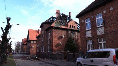 Policja z Rybnika zatrzymała 29-letniego mężczyznę, który może mieć związek z pożarami zabytkowych dwóch familoków w Czerwionce-Leszczynach
