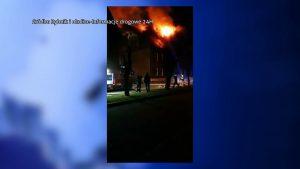 W wyniku pożaru z dwóch budynków ewakuowano łącznie ponad 40 osób. Część z nich zamieszkała u rodzin, części gmina zapewniła im lokale zastępcze