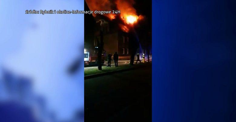 Pożar familoków w Czerwionce-Leszczynach: Ruszyła specjalna zbiórka na pomoc pogorzelcom!