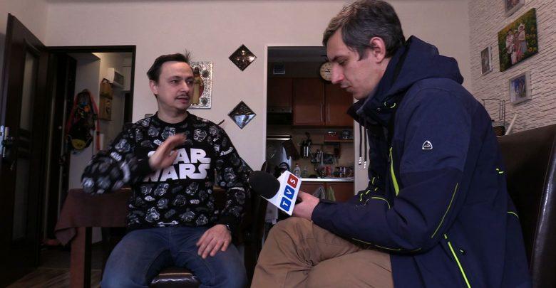 Mysłowice mają nowego bohatera. Jarogniew Krupiński uratował życie sąsiadowi!